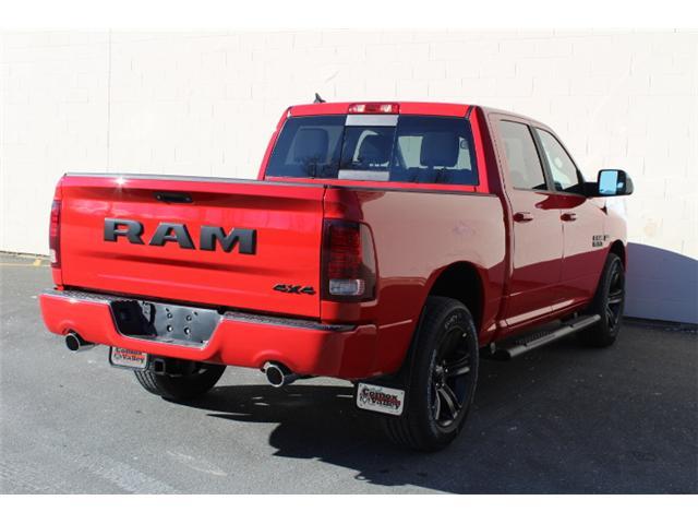 2018 RAM 1500 Sport (Stk: S213842) in Courtenay - Image 7 of 30