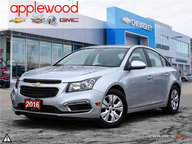 2016 Chevrolet Cruze Limited 1LT (Stk: 6188P) in Mississauga - Image 1 of 27