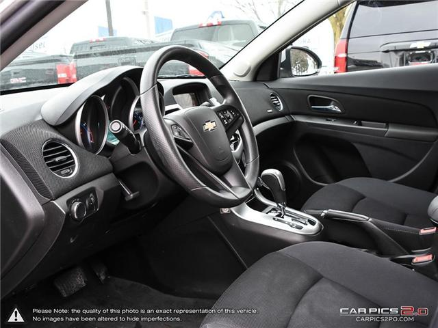 2016 Chevrolet Cruze Limited 1LT (Stk: 6188P) in Mississauga - Image 13 of 27