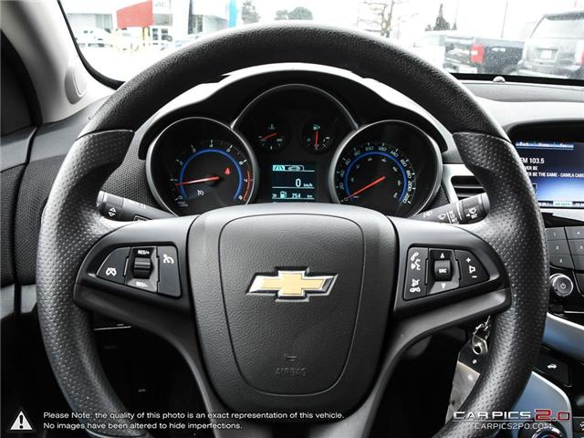2016 Chevrolet Cruze Limited 1LT (Stk: 6188P) in Mississauga - Image 14 of 27