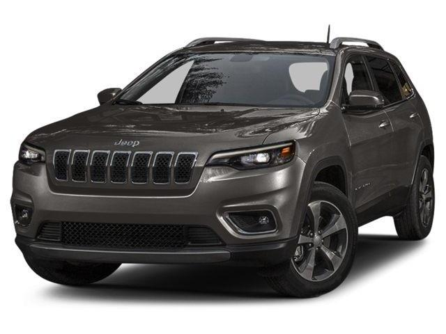 2019 Jeep Cherokee North (Stk: K116052) in Surrey - Image 1 of 3