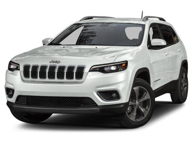 2019 Jeep Cherokee North (Stk: K119400) in Surrey - Image 1 of 3