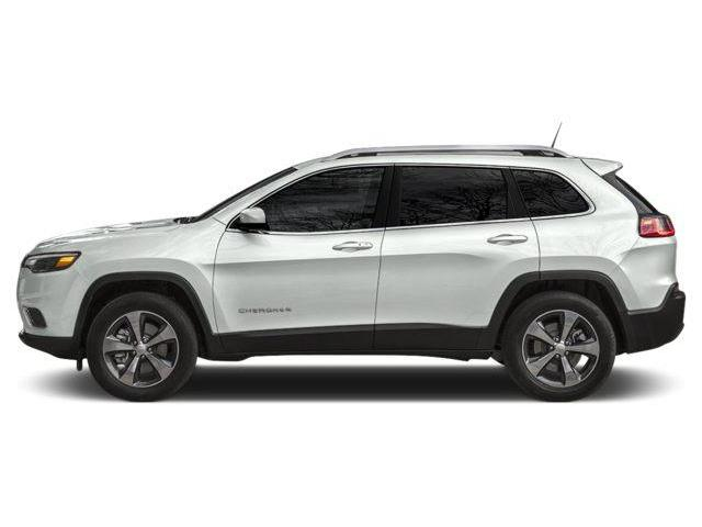 2019 Jeep Cherokee North (Stk: K119400) in Surrey - Image 2 of 3