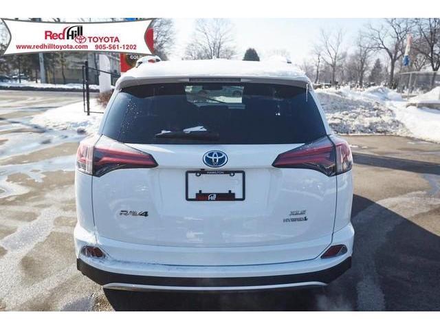 2016 Toyota Rav4 Hybrid Xle At 33478 For Sale In Hamilton