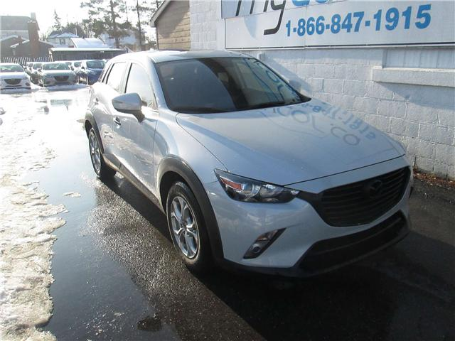 2016 Mazda CX-3 GS (Stk: 180051) in Richmond - Image 1 of 14