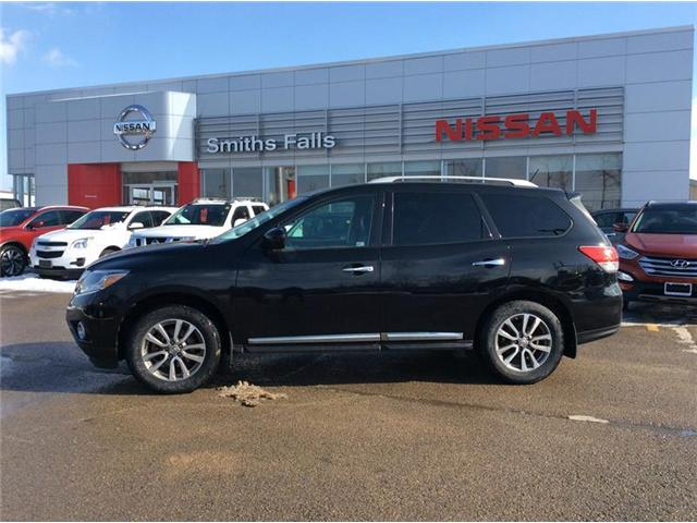 2015 Nissan Pathfinder SL (Stk: 18-080A) in Smiths Falls - Image 1 of 13