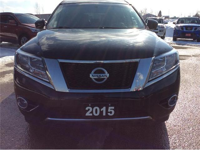 2015 Nissan Pathfinder SL (Stk: 18-080A) in Smiths Falls - Image 2 of 13