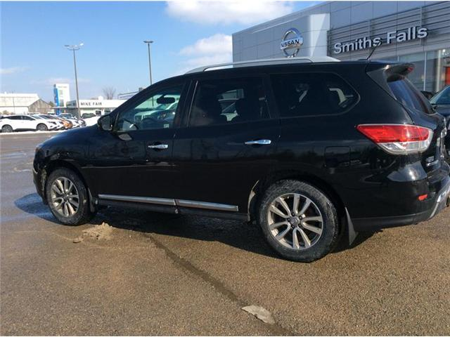 2015 Nissan Pathfinder SL (Stk: 18-080A) in Smiths Falls - Image 3 of 13