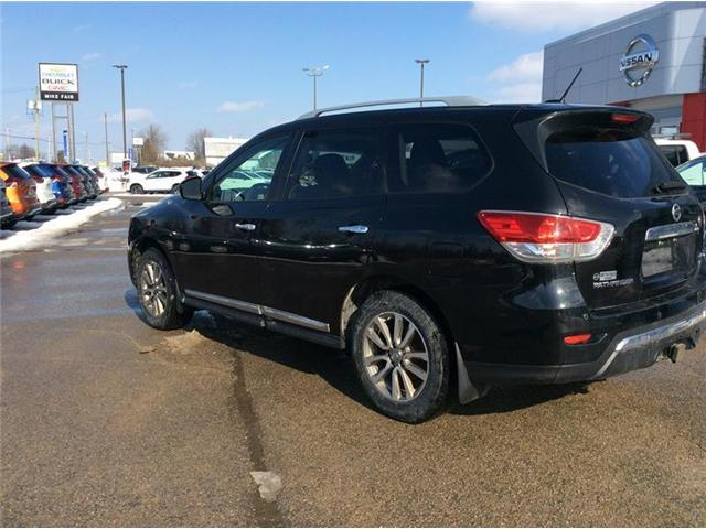 2015 Nissan Pathfinder SL (Stk: 18-080A) in Smiths Falls - Image 4 of 13