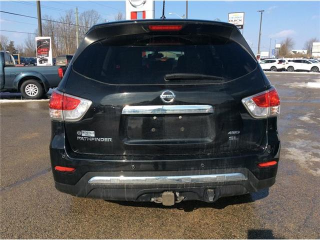 2015 Nissan Pathfinder SL (Stk: 18-080A) in Smiths Falls - Image 5 of 13