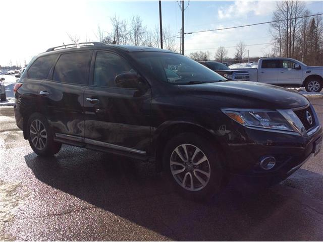 2015 Nissan Pathfinder SL (Stk: 18-080A) in Smiths Falls - Image 12 of 13
