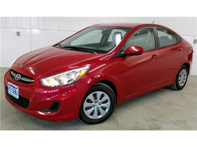 2017 Hyundai Accent GL (Stk: L8002) in Walkerton - Image 1 of 27