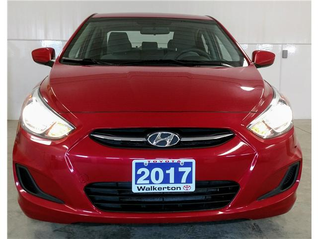 2017 Hyundai Accent GL (Stk: L8002) in Walkterton - Image 2 of 27