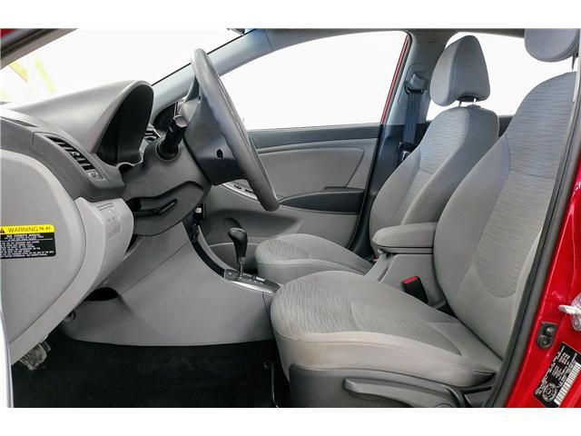 2017 Hyundai Accent GL (Stk: L8002) in Walkterton - Image 11 of 27