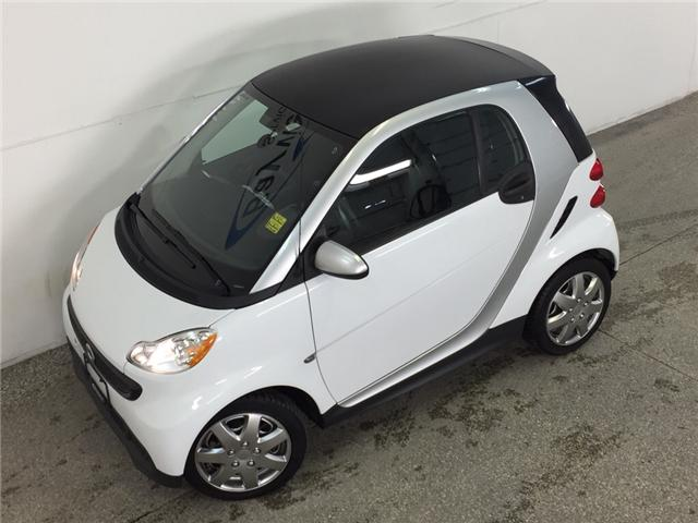 2013 Smart Fortwo - KEYLESS ENTRY! A/C! BLUETOOTH! LOW KM! (Stk: 31794) in Belleville - Image 2 of 21