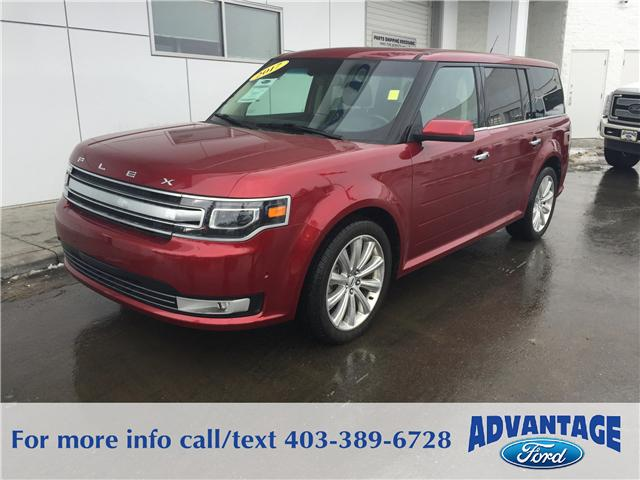 2017 Ford Flex Limited (Stk: 5133) in Calgary - Image 1 of 10