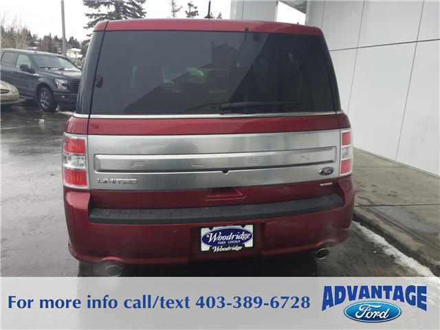 2017 Ford Flex Limited (Stk: 5133) in Calgary - Image 10 of 10