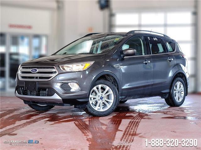 2018 Ford Escape SE (Stk: DR405) in Ottawa - Image 1 of 27