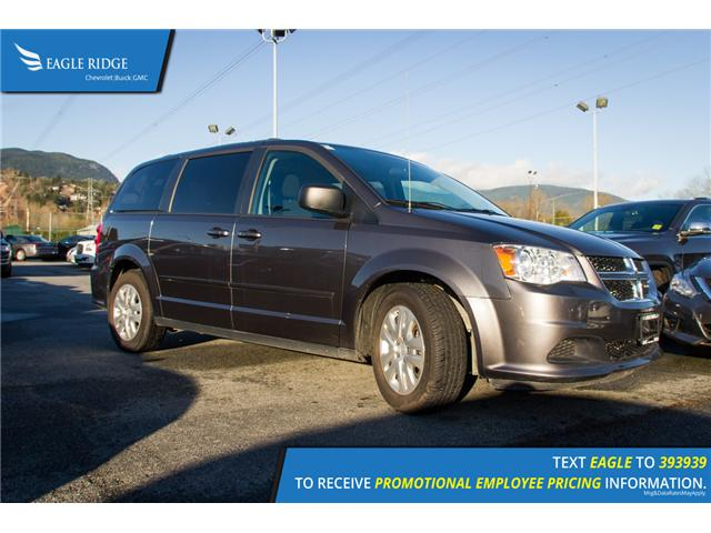 2016 Dodge Grand Caravan SE/SXT (Stk: 168534) in Coquitlam - Image 2 of 18