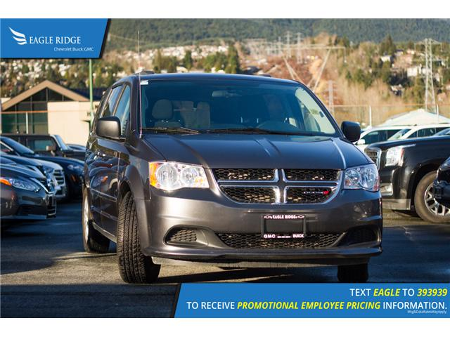 2016 Dodge Grand Caravan SE/SXT (Stk: 168534) in Coquitlam - Image 1 of 18