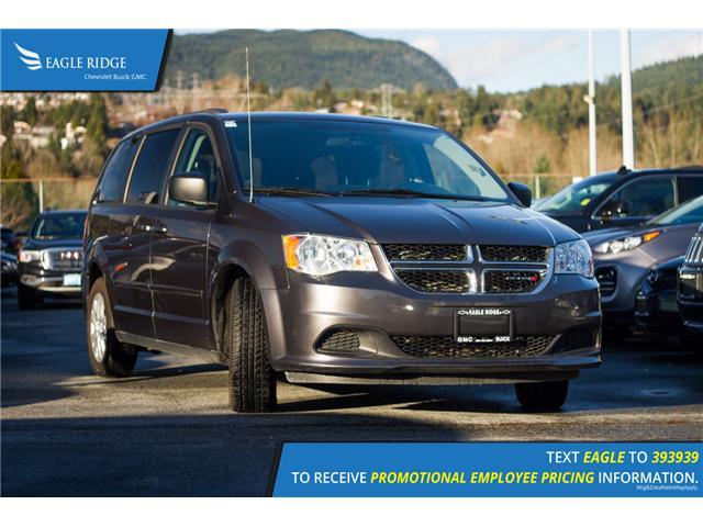 2016 Dodge Grand Caravan SE/SXT (Stk: 168517) in Coquitlam - Image 1 of 19