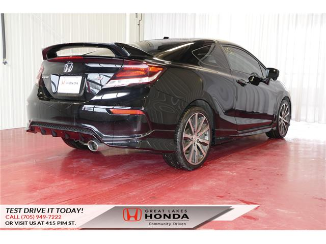 2015 Honda Civic Si (Stk: H5715A) in Sault Ste. Marie - Image 6 of 23