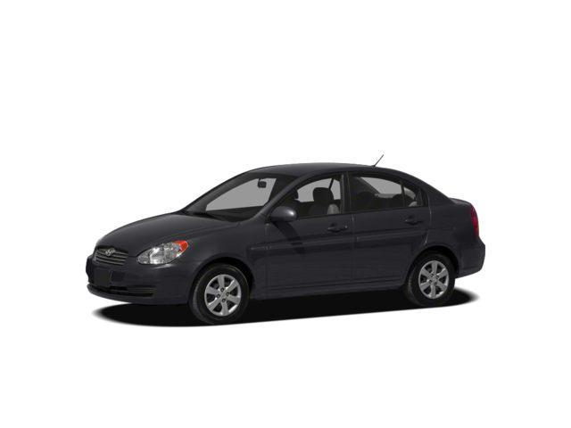 2010 Hyundai Accent GL (Stk: 78755A) in Edmonton - Image 1 of 1