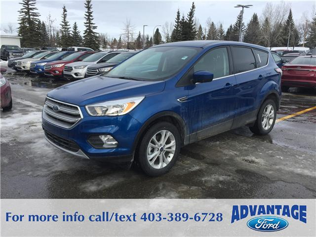 2017 Ford Escape SE (Stk: H-1800) in Calgary - Image 1 of 5