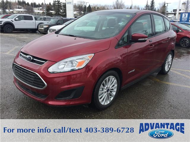 2017 Ford C-Max Hybrid SE (Stk: H-1812) in Calgary - Image 1 of 5