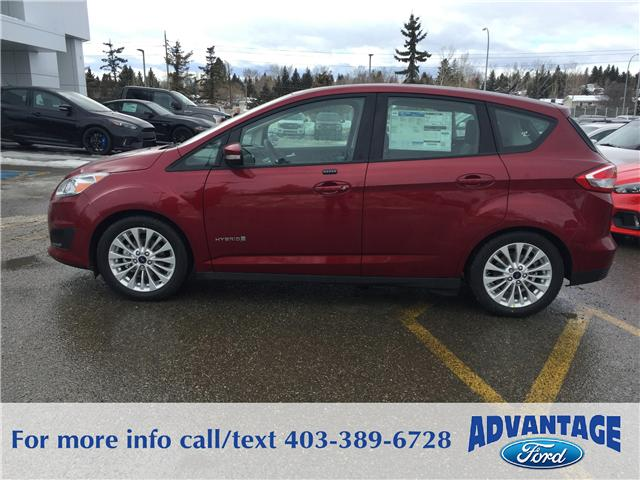 2017 Ford C-Max Hybrid SE (Stk: H-1812) in Calgary - Image 2 of 5