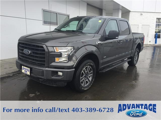 2015 Ford F-150 XLT (Stk: J-041A) in Calgary - Image 1 of 10
