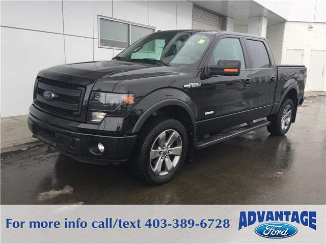 2014 Ford F-150 FX4 (Stk: J-576A) in Calgary - Image 1 of 11