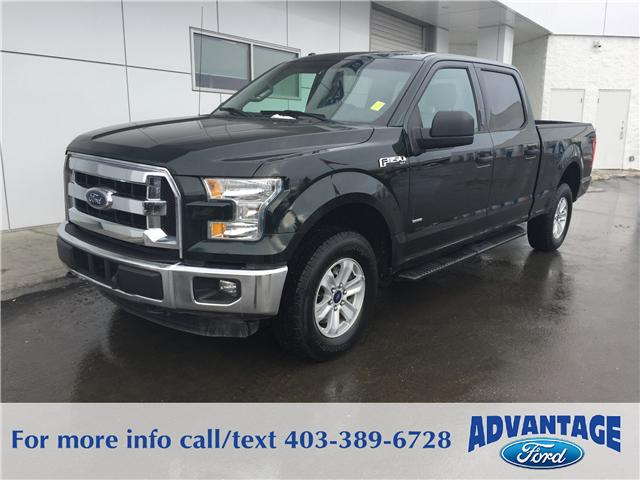 2015 Ford F-150 XLT (Stk: J-582A) in Calgary - Image 1 of 10