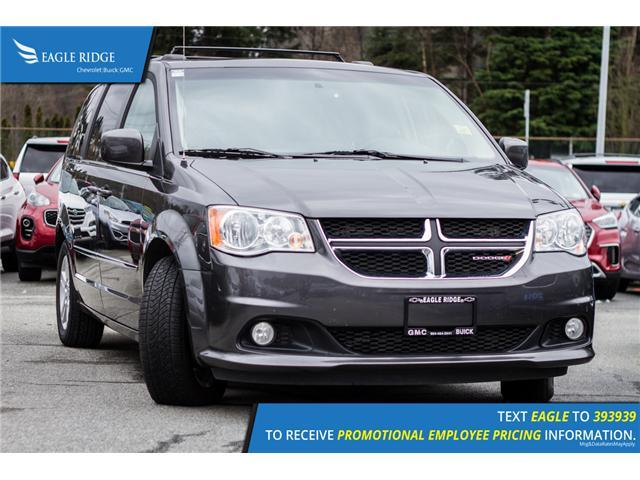 2016 Dodge Grand Caravan Crew (Stk: 168522) in Coquitlam - Image 1 of 19