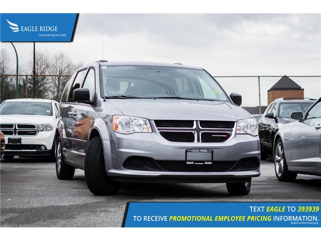 2016 Dodge Grand Caravan SE/SXT (Stk: 168237) in Coquitlam - Image 1 of 16
