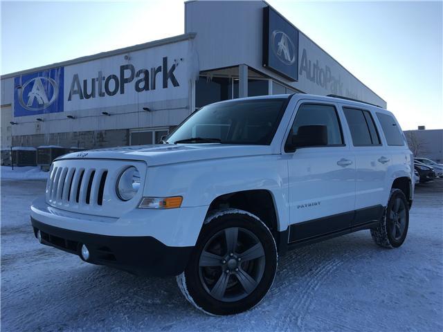2015 Jeep Patriot  (Stk: 15-83104JB) in Barrie - Image 1 of 24
