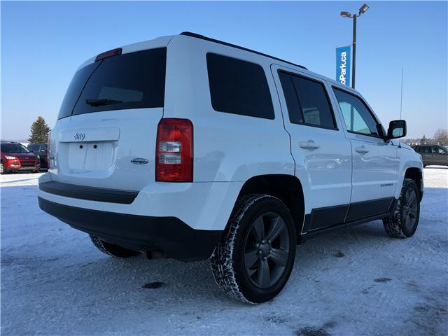 2015 Jeep Patriot  (Stk: 15-83104JB) in Barrie - Image 5 of 24