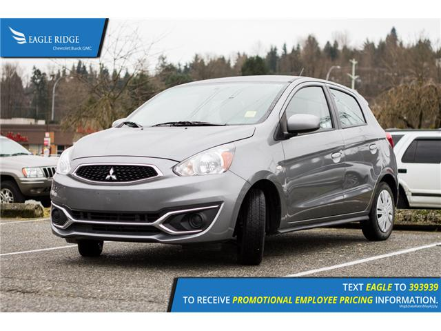 2017 Mitsubishi Mirage ES (Stk: 178698) in Coquitlam - Image 1 of 17