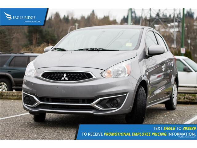 2017 Mitsubishi Mirage ES (Stk: 178346) in Coquitlam - Image 2 of 17