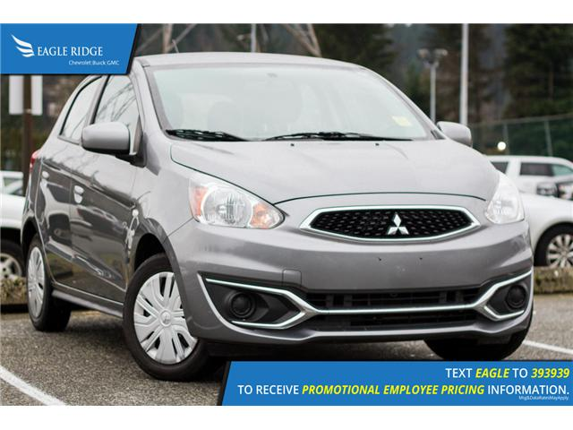 2017 Mitsubishi Mirage ES (Stk: 178698) in Coquitlam - Image 2 of 17