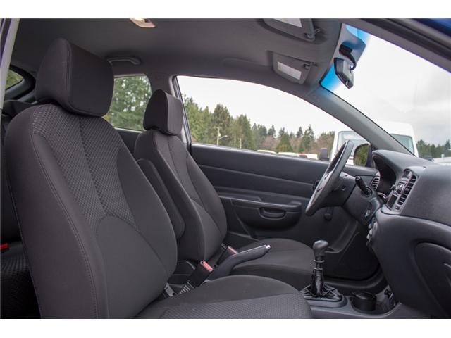 2011 Hyundai Accent L (Stk: P9126) in Surrey - Image 16 of 24