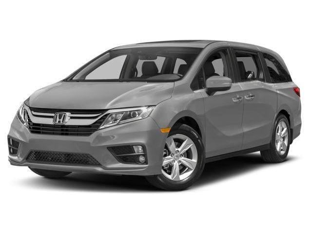 2018 Honda Odyssey EX-L (Stk: 8J97450) in Vancouver - Image 1 of 9