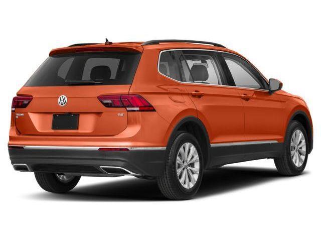 2018 Volkswagen Tiguan Comfortline (Stk: JT097916) in Surrey - Image 3 of 9