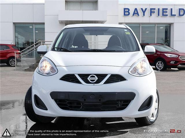 2016 Nissan Micra S (Stk: P8357) in Barrie - Image 2 of 27