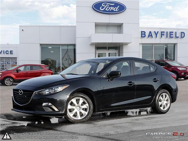 2016 Mazda Mazda3 GX (Stk: P8355) in Barrie - Image 1 of 27