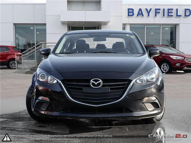 2016 Mazda Mazda3 GX (Stk: P8355) in Barrie - Image 2 of 27