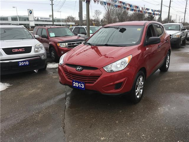 2013 Hyundai Tucson GL Manual FWD (Stk: P3424) in Newmarket - Image 1 of 20