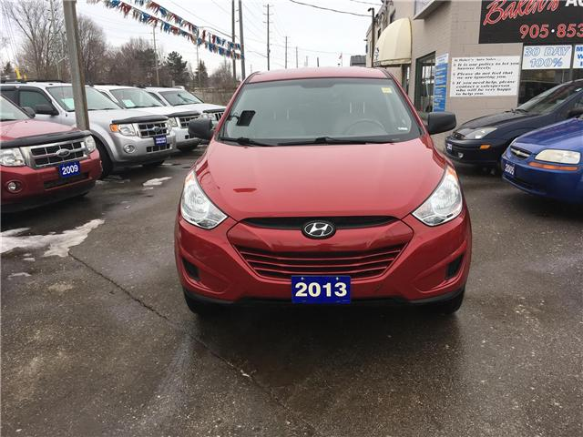 2013 Hyundai Tucson GL Manual FWD (Stk: P3424) in Newmarket - Image 2 of 20