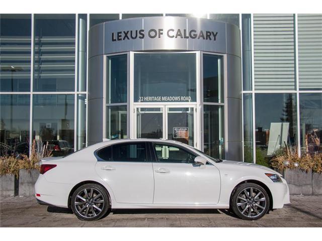 2015 Lexus GS 350 Base (Stk: 180157A) in Calgary - Image 1 of 15
