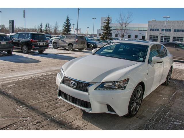 2015 Lexus GS 350 Base (Stk: 180157A) in Calgary - Image 2 of 15
